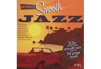 VARIOUS - Ultimate Smooth Jazz (Lim.Metalbox Ed.)  - (CD)