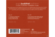 VARIOUS - Simply Buddhist Meditation (2CD) [Doppel-CD] [CD]
