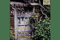 Robert Shaw - Lieder Für Männerchor [CD]