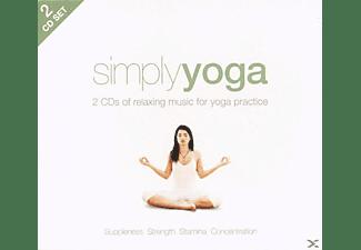 VARIOUS - Simply Yoga (2cd)  - (CD)