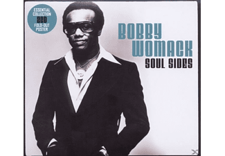 Bobby Womack - Soul Sides-Essential Collection  - (CD)