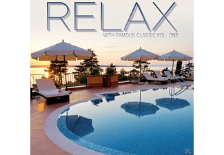 Best Of Classic - Relax With Famous Classic I  - (CD)