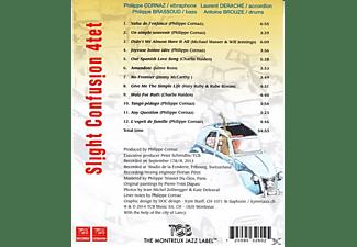 Slight Confusion - Slight confusion-4tet  - (CD)