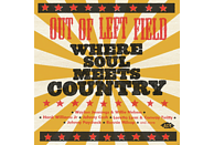 VARIOUS - Out Of Left Field-Where Soul Meets Country [CD]