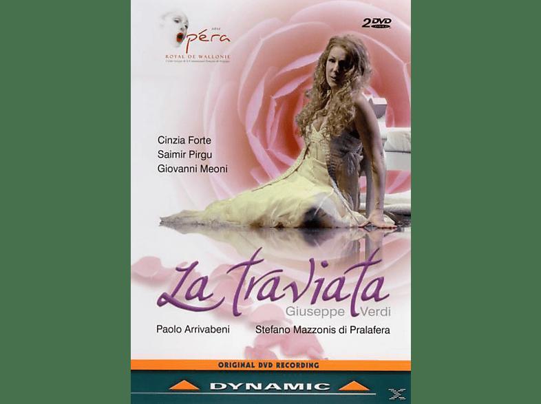Cinzia Forte, Salmir Pirgu, Giovanni Meoni - La Traviata [DVD]