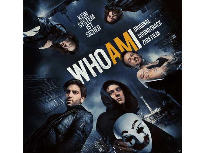 VARIOUS - Who Am I - Kein System Ist Sicher [CD]