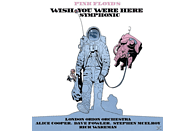 The London Orion Orchestra, Alice Cooper, Dave Fowler, Stephen Mcelroy, Rick Wakeman - Pink Floyds Wish You Were Here Symphonic [CD]