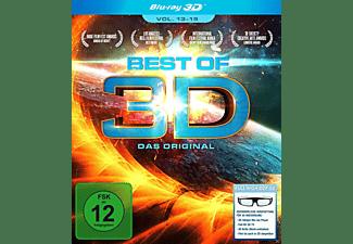 Best of 3D - Das Original - Vol. 13-15 3D Blu-ray