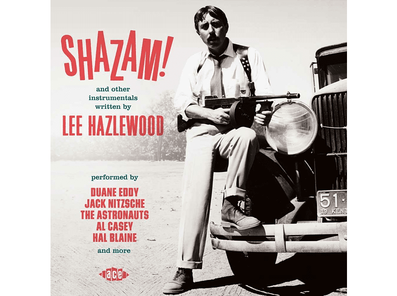 VARIOUS - Shazam! And Other Instrumentals Written By Lee Haz [CD]
