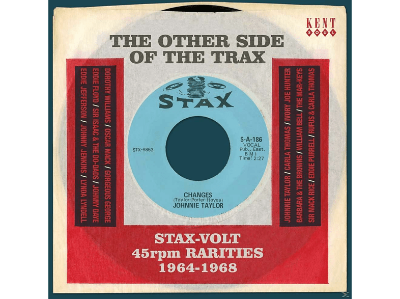 VARIOUS - The Other Side Of The Trax-Stax-Volt 45rpm Rarit [CD]