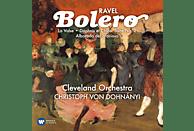 The Cleveland Orchestra - Bolero/La Valse/Daphnis & Chloe [CD]