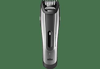 Barbero - Braun BT 5090 25 longitudes de corte, Batería Dual power, Autonomía de 50 min