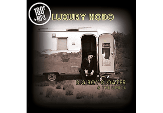 Big Boy Bloater & The Limits - Luxury Hobo (Vinyl LP (nagylemez))
