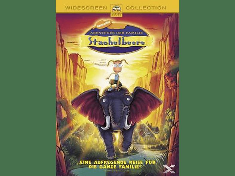 Abenteuer der Familie Stachelbeere [DVD]