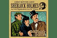 Holmes Sherlock - Die Entführung Der Lady Harris (Hörbuch) - (CD)