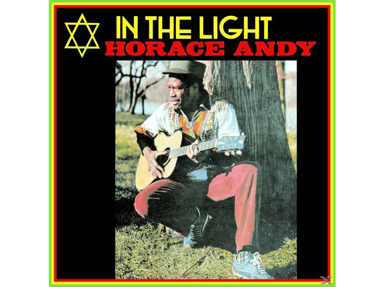 Horace Andy - In The Light (Expanded/Original Artwork Edition) [CD]
