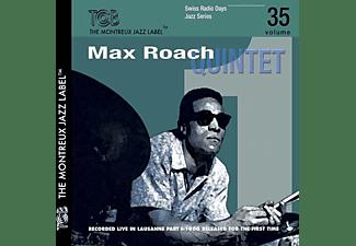 Max Roach, Max Roach Quintet - Swiss Radio Days-Jazz Series Vol.35 Max Roach  - (CD)