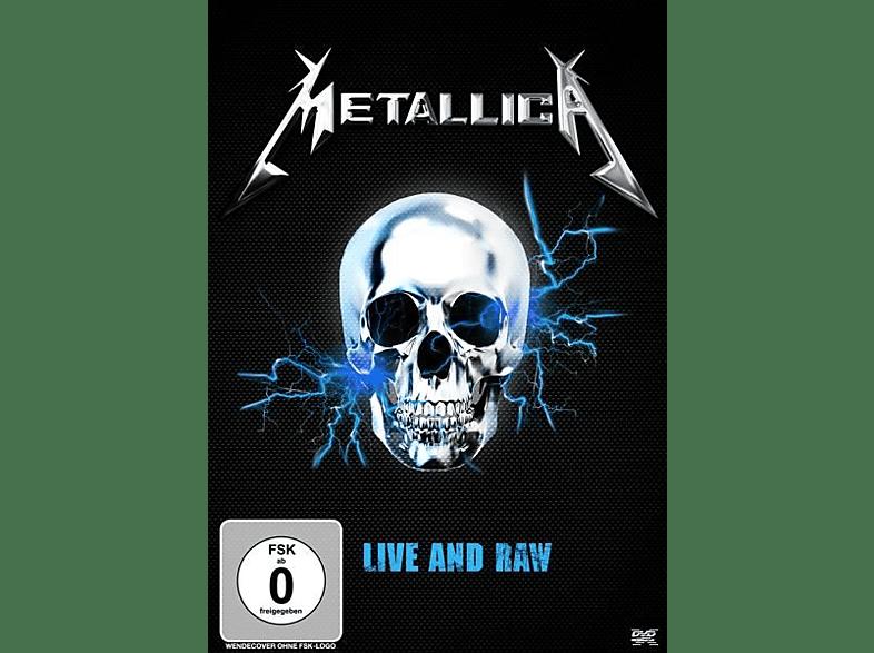 Metallica - Live & Raw [DVD]