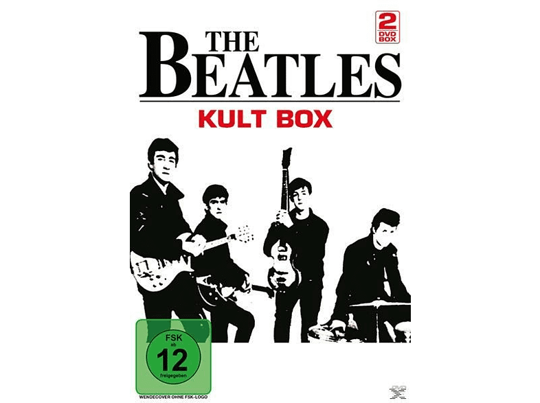 The Beatles Kult Box (2 Dvd) [DVD]