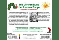 Eric Carle - De Klaane Raupn Nimmasott (Österreichisch) - (CD)