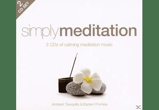 VARIOUS - Simply Meditation  - (CD)