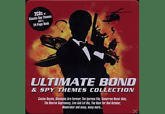VARIOUS - Ultimate Bond & Spy Themes (Lim.Metalbox ed.)  - (CD)