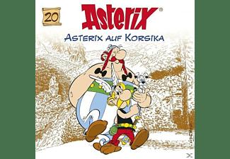 Asterix - 20: Asterix Auf Korsika   - (CD)