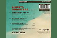Lucas Somoza Osterc, Bbc Philharmonic - Orchesterwerke Vol.1-Pampeana 3, Op.24/+ [CD]