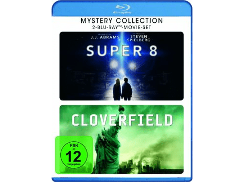 Mystery Collection [Blu-ray]