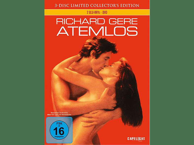 Atemlos [Blu-ray]
