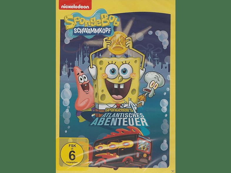 SpongeBob Schwammkopf: Atlantisches Abenteuer [DVD]
