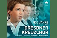 Dresdner Kreuzchor - 800 Jahre Dresdner Kreuzchor [CD]