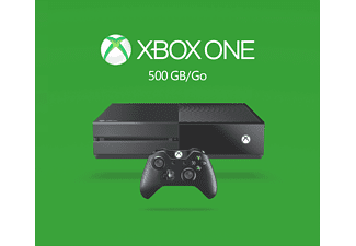 MICROSOFT Xbox One 500GB (matt)
