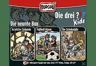 Die Drei ??? Kids - Die drei ??? Kids Box 9 (25 - 27)  - (CD)