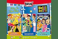 Die drei !!! - Die drei !!! - 02/3er Box-Folgen 4-6 - (CD)