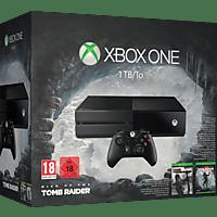 MICROSOFT Xbox One 1 TB Tomb Raider Bundle