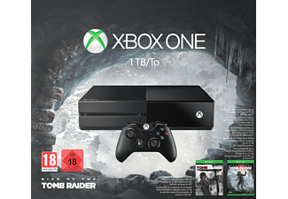 MICROSOFT Xbox One 1 TB Tomb Raider Bundle