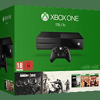 MICROSOFT Xbox One 1TB Rainbow Six Siege + Vegas 1 & 2 Bundle