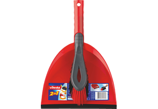 VILEDA 2750 KEHRSCHAUFELSET 2IN1 RED - ginestra (Rosso)