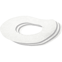 VILEDA 150879 ViROBi Slim Refill, Ersatz-Staubpads