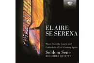 Seldom Sene Recorder Quintet - El Aire Se Serena, 16th-Century Spanish Music [CD]