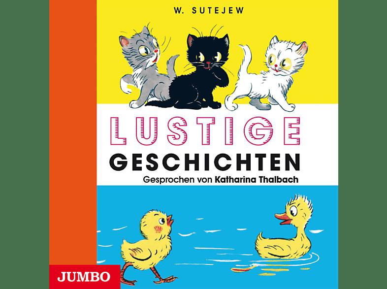 Lustige Geschichten - (CD)