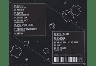 Nu:tone - Back Of Beyond  - (CD)