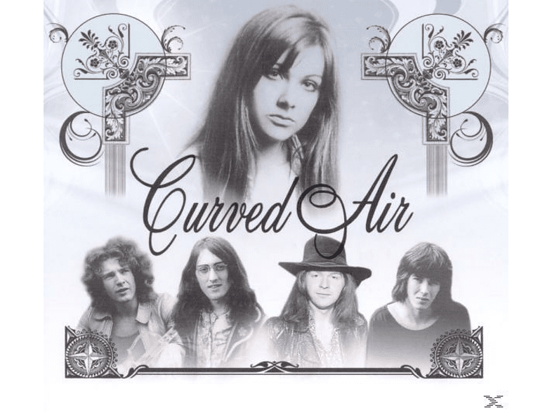 Curved Air - Retrospective: (Anthology 1970-2009) [CD]