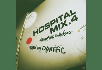 VARIOUS - Hospital Mix.4-D&B Selection  - (CD)