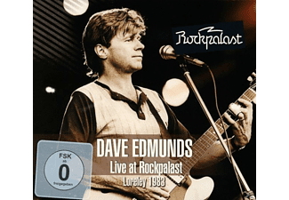 Dave Edmunds - Live At Rockpalast - Open Air Festival, Loreley, 20th August 1983  - (CD + DVD Video)