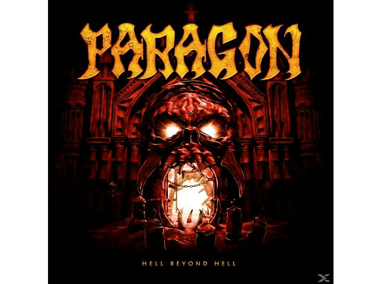Paragon - Hell Beyond Hell (Limited Coloured Vinyl) [Vinyl]
