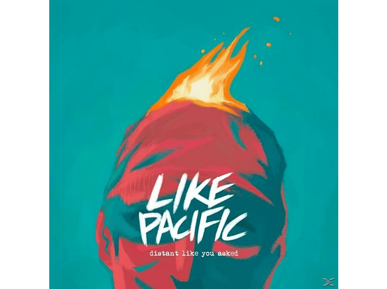 Like Pacific - Distant Like You Asked [CD]