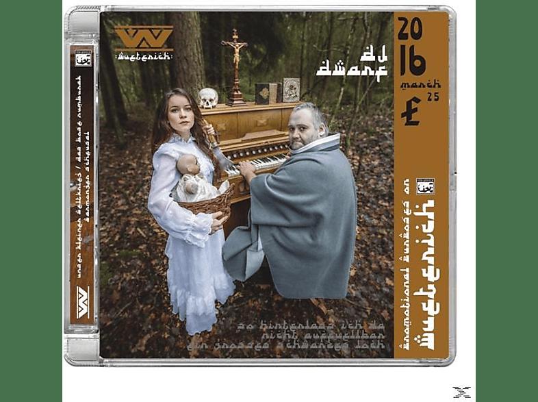 Wumpscut - Dj Dwarf 16 [CD]