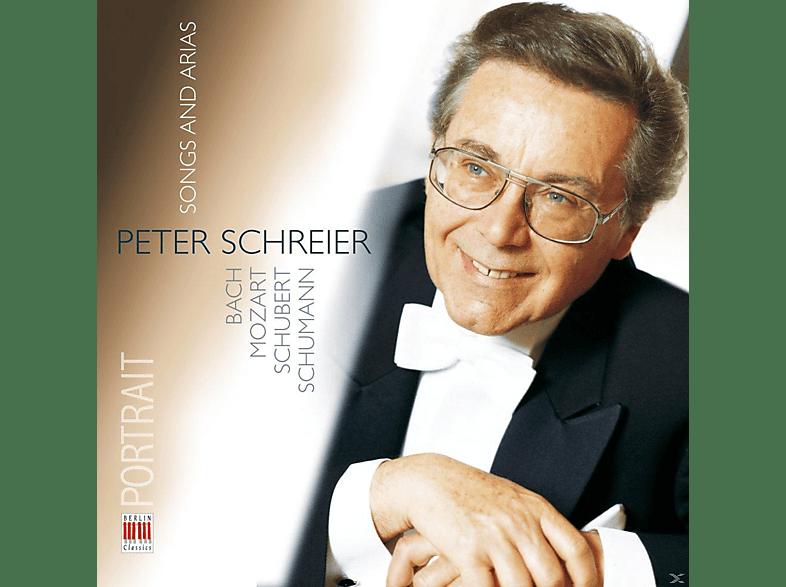Peter Schreier - Songs And Arias [CD]